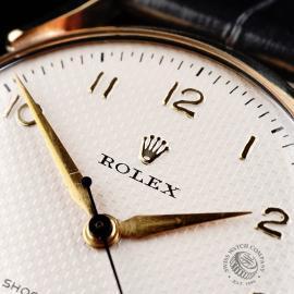 RO-800F Rolex Vintage 9ct Close 3