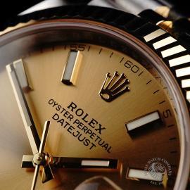RO22160S Rolex Datejust 41 Close3 1