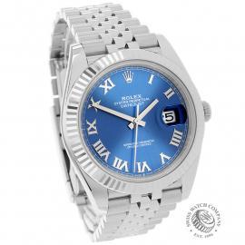 RO22710S Rolex Datejust 41 Unworn Dial