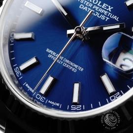 RO21703S Rolex Datejust 41 Close4 1