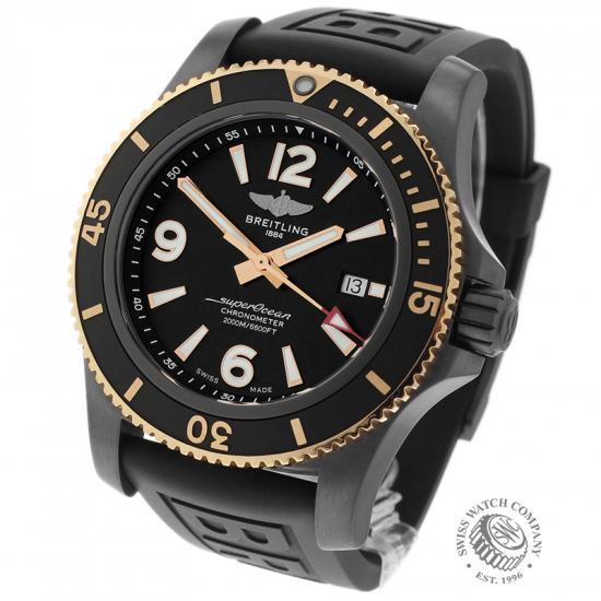 Breitling Superocean 46 Blacksteel