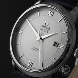 OM22215S Omega De Ville Prestige Co-Axial Close1