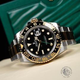 RO22141S Rolex GMT-Master II Ceramic Close2 1