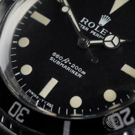 RO22567S Rolex Submariner Non-Date Close4
