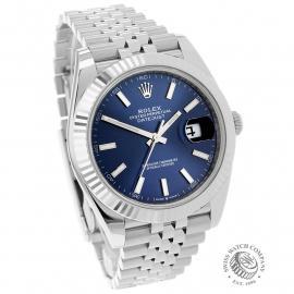 RO22044S Rolex Datejust 41 Dial