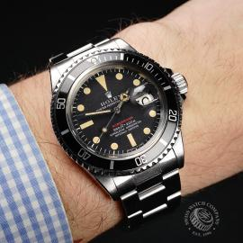 RO823F Rolex Vintage Submariner Date 'Single Red' Wrist