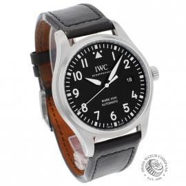 IW21223S IWC Pilots Watch Mark XVIII Dial