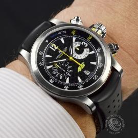 JA20230S-Jaeger-LeCoultre-Master-Compressor-Valentino-Rossi-Edition-Wrist 1