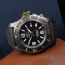 BR22775S Breitling Superocean 46 Blacksteel Close3