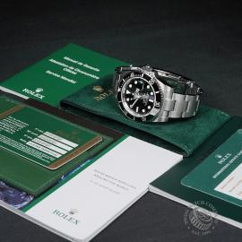 RO22466S Rolex Submariner Date Box