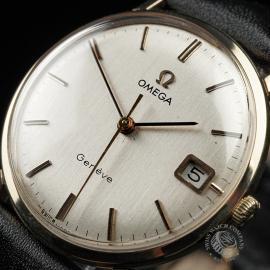 OM22391S Omega Vintage Geneve Close 2