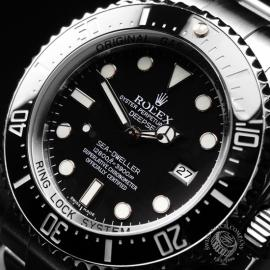 RO22290S Rolex Sea Dweller DEEPSEA MK 1 Close 2