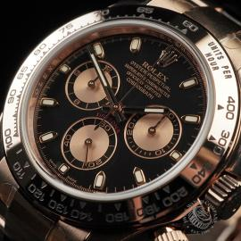 RO22239S Rolex Daytona Everose Gold Unworn Close2