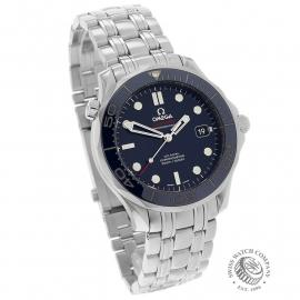 OM21753S Omega Seamaster Professional Diver 300m Dial
