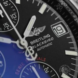 BR22471S Breitling Blackbird Chronograph Close6