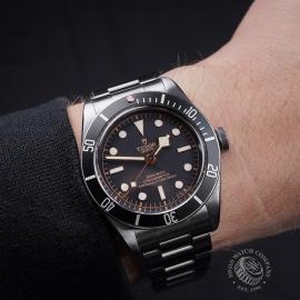 TU21649S Tudor Heritage Black Bay Wrist