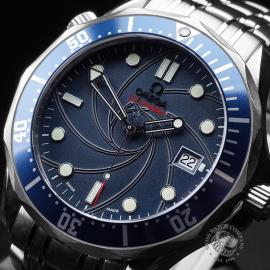 OM21529S Omega Seamaster James Bond 007 Limited Edition Close3