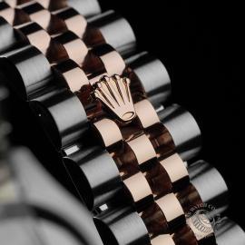 RO22635S Rolex Ladies Datejust Close10