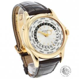 PA18512S Patek Philippe World Time Dial
