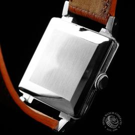 IW668F IWC Vintage Dress Watch Close 7