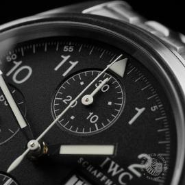IW22392S IWC Pilots Flieger Chronograph Close3
