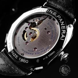 PA22114S Panerai Radiomir Black Seal 8 Days Close9