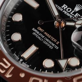 RO22536S Rolex GMT-Master II Unworn Close5