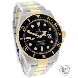 RO22597S Rolex Submariner Date Unworn Dial