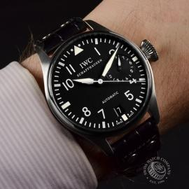21425S IWC Big Pilots Watch Wrist