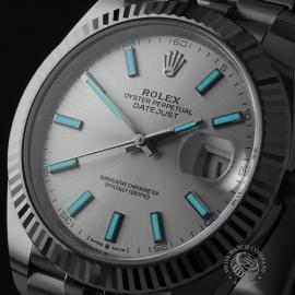 RO22716S Rolex Datejust 41 Close1