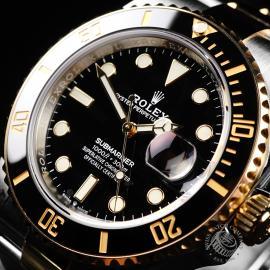 RO21980S Rolex Submariner Date Unworn Close2