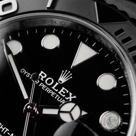 RO1940P Rolex Yacht-Master 42 Unworn Close3 1