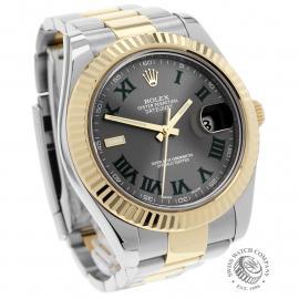 RO22692S Rolex Datejust II Dial