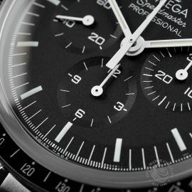 OM22339S Omega Speedmaster Pofessional Moonwatch Unworn Close4