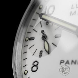 PA21872S Panerai Luminor Marina White Close5