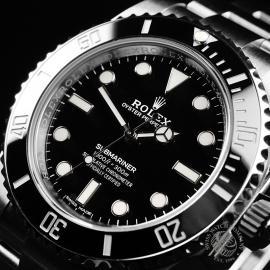 RO21854S Rolex Submariner Non Date Close2