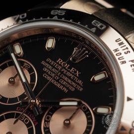 RO22239S Rolex Daytona Everose Gold Unworn Close3