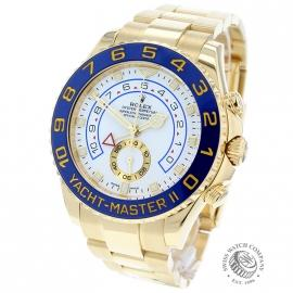 Rolex Yachtmaster II 18ct Yellow Gold
