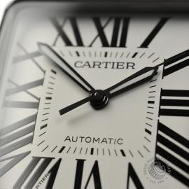 CA1820P Cartier Santos 100 Close6