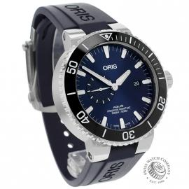 OR20915S Oris Aquis Small Second Dial 1