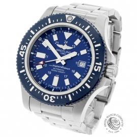 BR21635S Breitling SuperOcean 44 Special Back