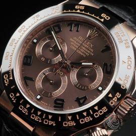 RO22335S Rolex Daytona Everose Ceramic Close2