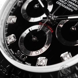 RO21820S Rolex Daytona 18ct White Gold Close4