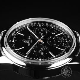 BR22078S Breitling Transocean Chronograph Close6
