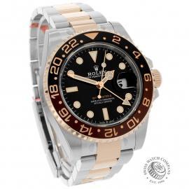 RO22536S Rolex GMT-Master II Unworn Dial