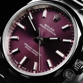 RO22071S Rolex Oyster Perpetual 34 Close2
