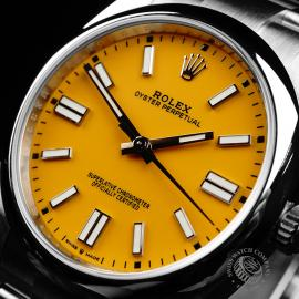 RO22043S Rolex Oyster Perpetual 41 Close2