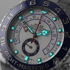 RO21325S Rolex Yachtmaster II Close1