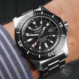 BR22703S Breitling Superocean 44 Special Wrist