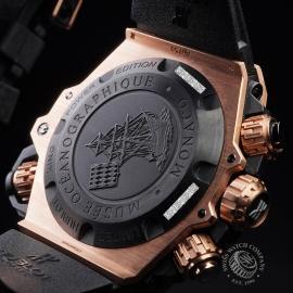 HU1885P Hublot King Power Oceanographic 1000 King Gold Close9